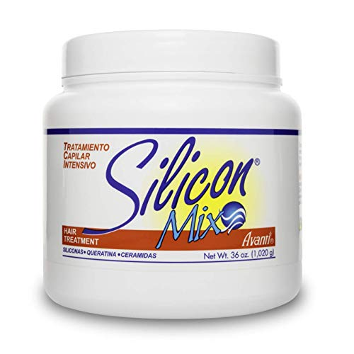 Silicon Mix Silicon Mix Intensive Hair Deep Treatment 36 Ounce, 36 Ounces (Vo5 Detangle & Shine Restoring Leave In Conditioner)