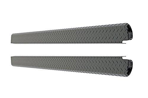 Dee Zee Bed Cap Wrap Black Tread Aluminum 1999-2007 Chevy/GMC Silverado/Sierra 8ft Bed Dee Zee Products