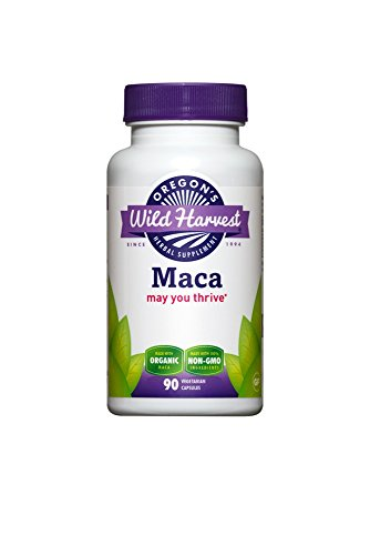 Oregon's Wild Harvest Maca Rt 90vcaps Review
