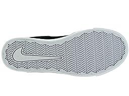Nike Kids SB Portmore (GS) Black/White/White Skate Shoe 4.5 Kids US