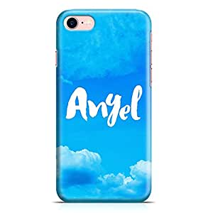 Loud Universe iPhone 7 Case Angel Low Profile Light Weight Wrap Around iPhone 7 Cover