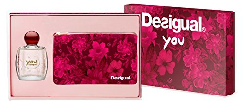 Desigual You Woman Coffret Eau de Toilette + Trousse 50 ml 8434101626821
