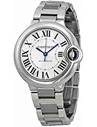 Ballon Bleu Automatic Silver Flinque Dial Ladies Watch W6920071