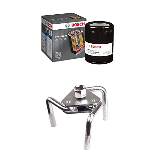 Bosch 3312 Premium Oil Filter with OTC Oil Filter Wrench