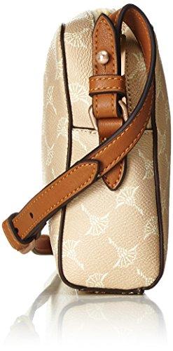 JOOP Cortina Cloe Shoulderbag Shz, Borsa a spalla Donna Marrone (Cappuccino)