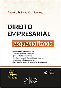 Direito Empresarial Esquematizado - 9788530965167 - Livros