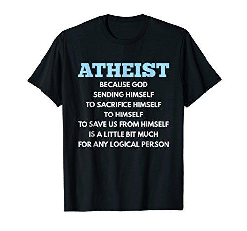 Atheism - Funny Atheist Anti-Religion T ()