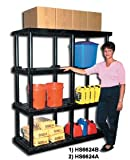 DURASHELF® 2-Shelf Unit 96''x16''