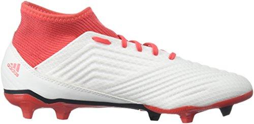 Scarpa Da Calcio Adidas Ace 18.3 Fg Bianca / Anima Nera / Corallo Reale