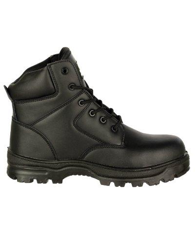 Amblers-Safety FS006C Stiefel Damen Herren Damen Unisex New Stahlkappe Arbeits Black