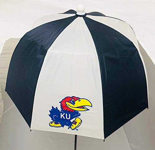 (Kansas Jayhawks DrizzleStik Flex- Golf Club Umbrella)