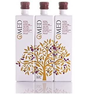 O Med Selection Arbequina Extra Virgin Olive Oil 500 Ml Omed By
