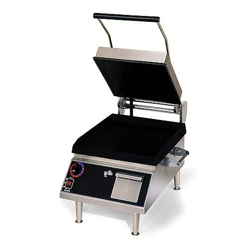 """Table Top King star (GR14I) - 19"""" Smooth Pro-Max Sandwich Grill"""