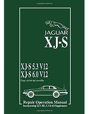 Jaguar XJS (+ HE Supp.) SC