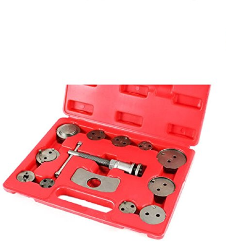 13 Pc Brake disc Caliper Wind Back Tool Kit 2WD 4WD Cars & Trucks Mechanic Shop,NEW