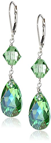Sterling Silver Swarovski Elements Earrings