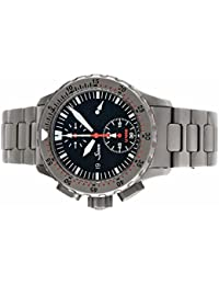 Diver Chronograph automatic-self-wind mens Watch U1000 EZM 6 (Certified Pre-owned)