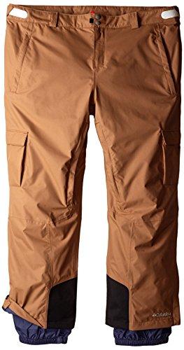 (Columbia Sportswear Men's Big and Tall Ridge 2 Run II Pant, Delta, 4X/Regular)