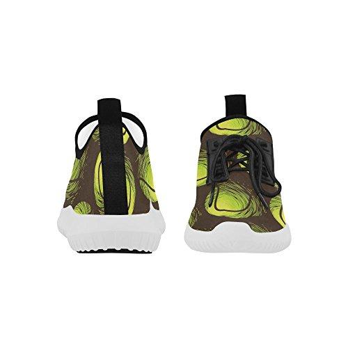 D-story Baseball Ultra Light Running Zapatos Zapatillas Para Hombre Boost Sneakers
