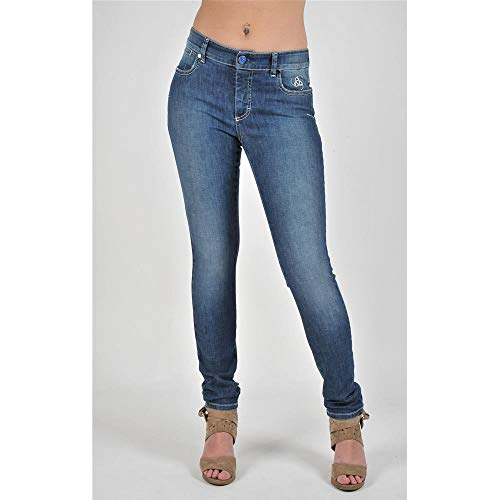 Regular Fitting Stretch In Confort Indaco Ætas Tempore Italy Donna Hoc Made Jeans TaqwZ6