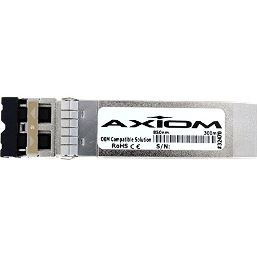AXIOM MEMORY SOLUTIONLC AXIOM 1000BASE-ZX SFP TRANSCEIVER MODULE FOR NETGEAR