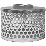 Threaded Round Hole Strainers Inlet Size: 2'' (part# RHS25)