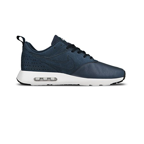 9631bb08f4 Nike Mens Air Max Tavas Obsidian Leather Obsidian Leather Trainers 9.5 US -  Buy Online in UAE.   Shoes Products in the UAE - See Prices, Reviews and  Free ...