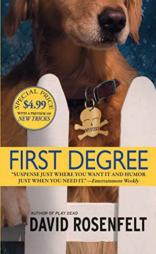 First Degree Andy Carpenter Book ebook product image