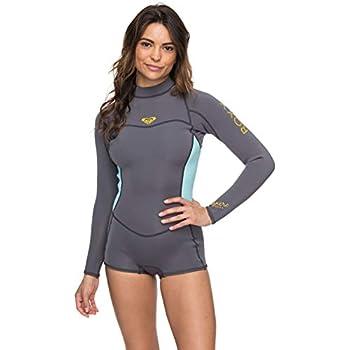 Image of Active Top & Bottom Sets Roxy Womens 2/2Mm Syncro Long Sleeve Back Zip Flt Springsuit for Women Erjw403014