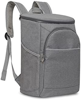 TiTa-Dong Insulated Cooler Backpack Leak-Proof Soft Cooler Bag Lunch Bag Large Capacity for Adults Men Women to Work, School, Picnics, Camping, Hiking, Fishing, Beach, BBQ, Park or Day Trips