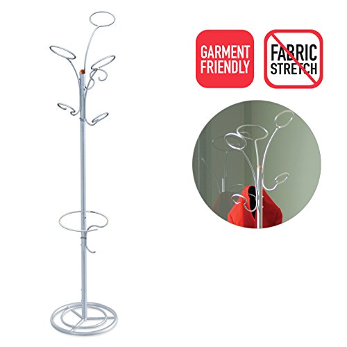 Art of Storage Coat Hat Scarves Umbrella Rack Storage Hanger Tree Modern Trendy Protect