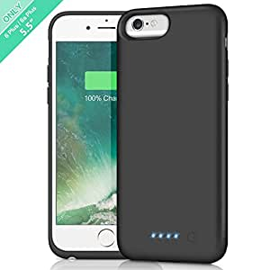 Amazon.com: Funda cargador de batería para teléfono móvil ...