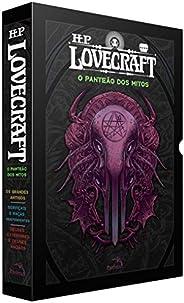 Box H. P. Lovecraft: O Panteão dos Mitos + Pôster + Marcadores