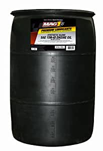 Mag 1 15sn55 15w 40 cj 4 synthetic blend all for Motor oil by the drum