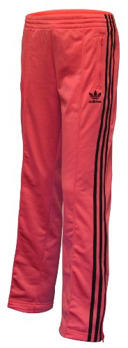 Women Firebird Track (Adidas Firebird Women`s Track Pants - Superpink / Black (Small))