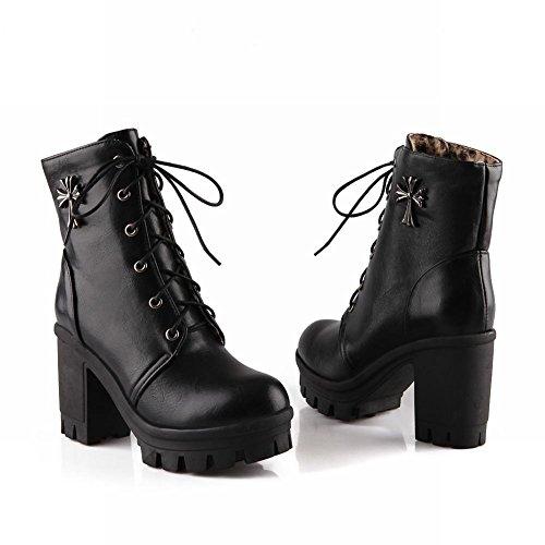Sportiva Alto Carol Tacco E Moderna Donna Shoes Da Scarpa Con RqnZwZBYU