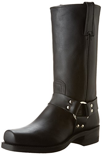 FRYE Men's Harness 12R Boot,Black,12 M US