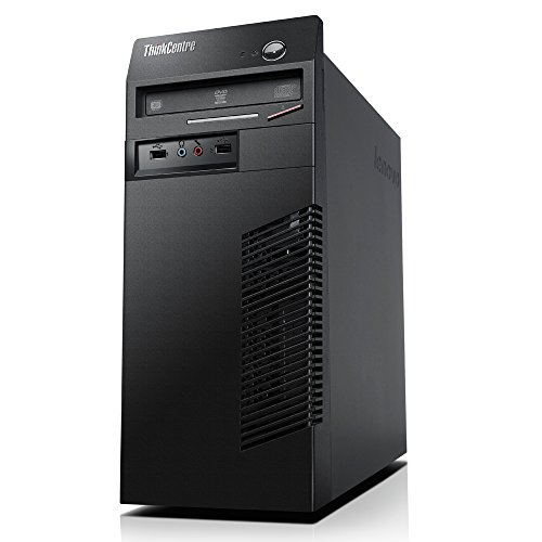 Lenovo ThinkCentre M79 AMD A8-7600B 16GB 2TB 7200rpm HDD Windows 7 Pro Tower Desktop