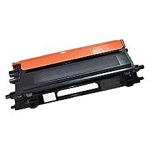 SaveOnMany ® Brother TN115BK TN115 TN-115BK (High Yield of TN110BK TN-110BK) Black TN-115 TN110 TN-110 BK New Compatible Toner Cartridge for DCP-9040CN DCP-9045CDN DCP-9045CN HL-4040 HL-4040CDN HL-4040CN HL-4050CDN HL-4050CN HL-4070CDW MFC-9440CN MFC-9450CDN MFC-9840CDW MFC-9940