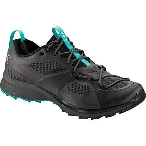 Arc'teryx Norvan VT GTX Trail Running Shoe - Women's Shark/Bora Bora, US 8.0/UK 6.5