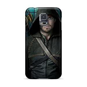 Special Design Back Green Arrow Phone Case Cover For Galaxy S5
