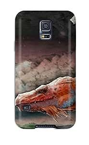 Galaxy Cover Case - Dragon Protective Case Compatibel With Galaxy S5