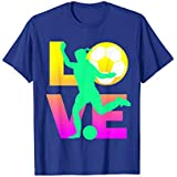 LOVE Soccer Ball T-shirt