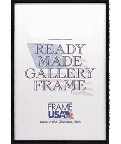 Lot Of 3,6,12 Or 24 11x17 Budget Saver Poster/Picture Frames! Available in 2 Color Options (Black & Cherry) (12, Black) by Frame USA