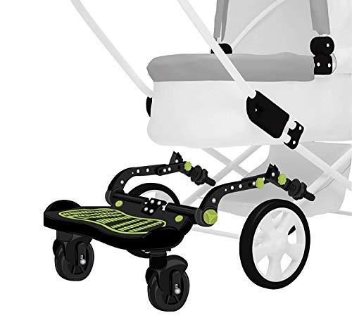 Universal Stroller Glider Board for Kids | Latch System for