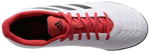 Tango Predator fútbol Adulto adidas Negbas Botas 4 J de Correa Unisex Ftwbla Blanco 18 000 TF TRdxfqw5