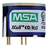 10106725 Msa Kit Xcell Co/H2S Two-Tox Sensor