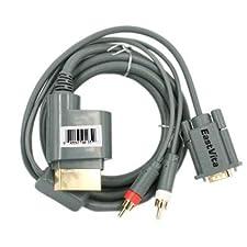 Gen Xbox 360 HD 6-Feet VGA Audio/Video Cable