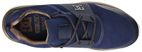 DC ShoesHeathrow Presti M - Sneaker Uomo navy/dk chocolate