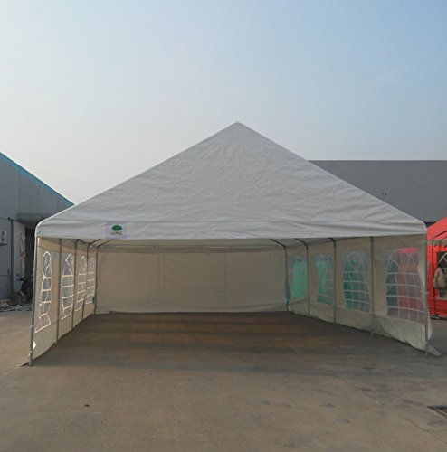 Party Tents For Sale 20x30 >> Amazon Com Shade Tree 20 X 30 Heavy Duty Event Party Wedding